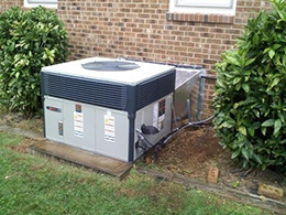 Raleigh HVAC Unit